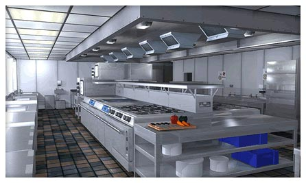 Solicitud ofertas personalizadas intecnhost for Plano de una cocina profesional